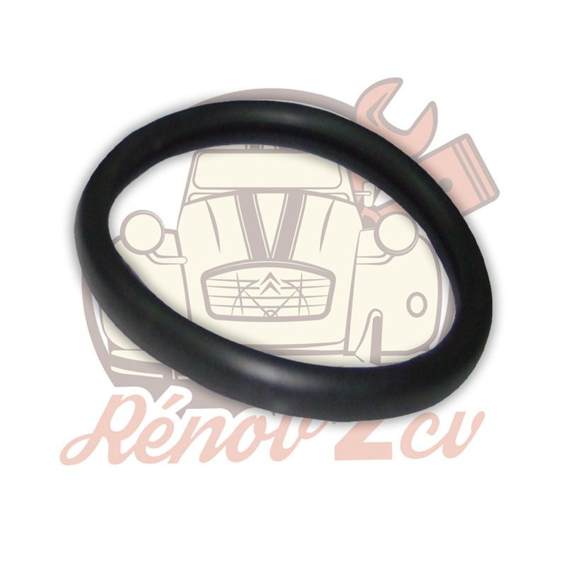 Ring for double universal joint boot