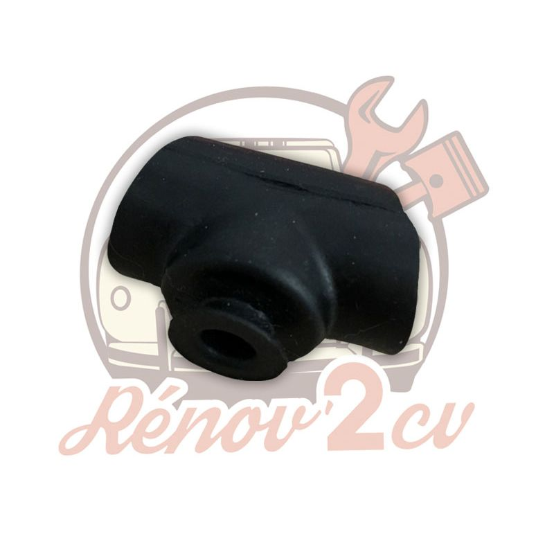 Steering ball joint rubber