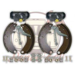 KIT DE FREIN AVANT M9X125 PETIT TAMBOUR 200mm