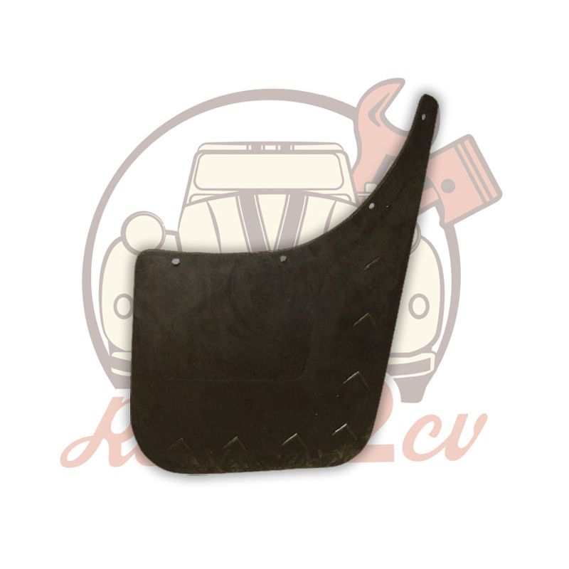 Right side mudflap 2cv early model