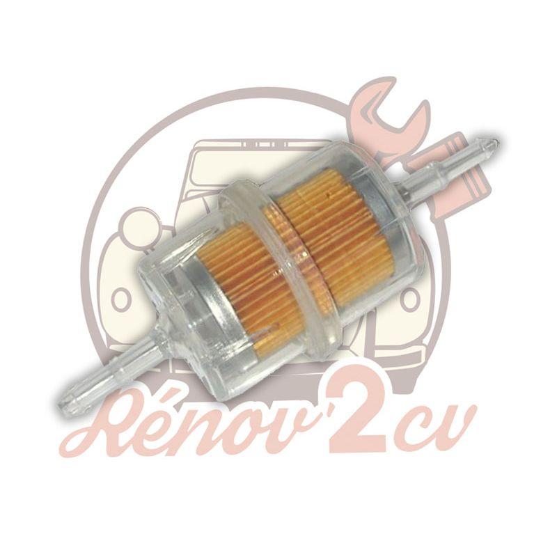 Filtro de gasolina modelo pequeño 2cv mehari dyane acadiane