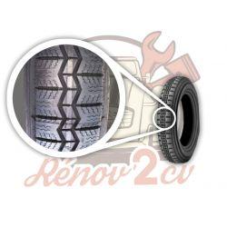 Neumático michelin 125r 400...
