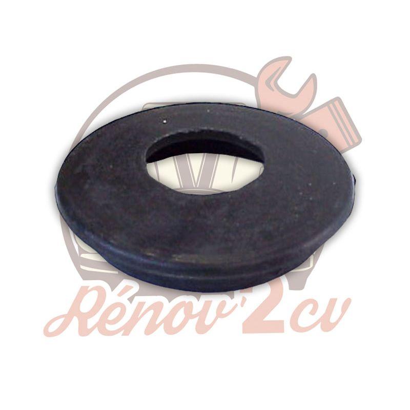 Black rubber for tank neck mehari AK 400 Acadiane Dyane