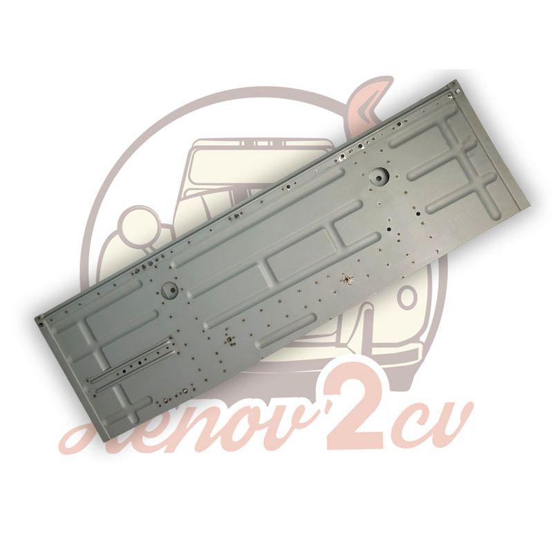 Plancher lateral 2cv / dyane droit electrozingue apres 1970