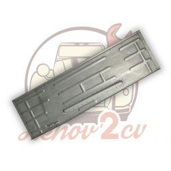 Plancher lateral 2cv Az gauche electrozingue avant 1970
