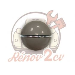 Brown gearlever knob with...