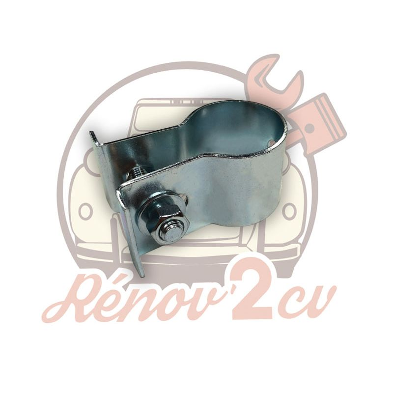 Exhaust clamp 2cv tail pipe