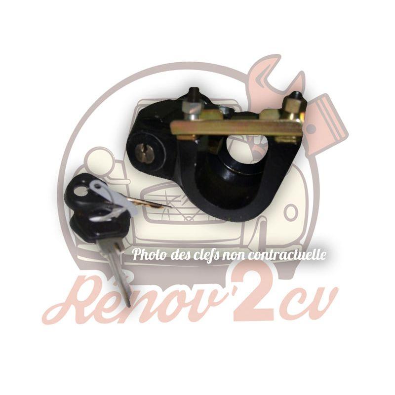 Neiman ignition steering lock