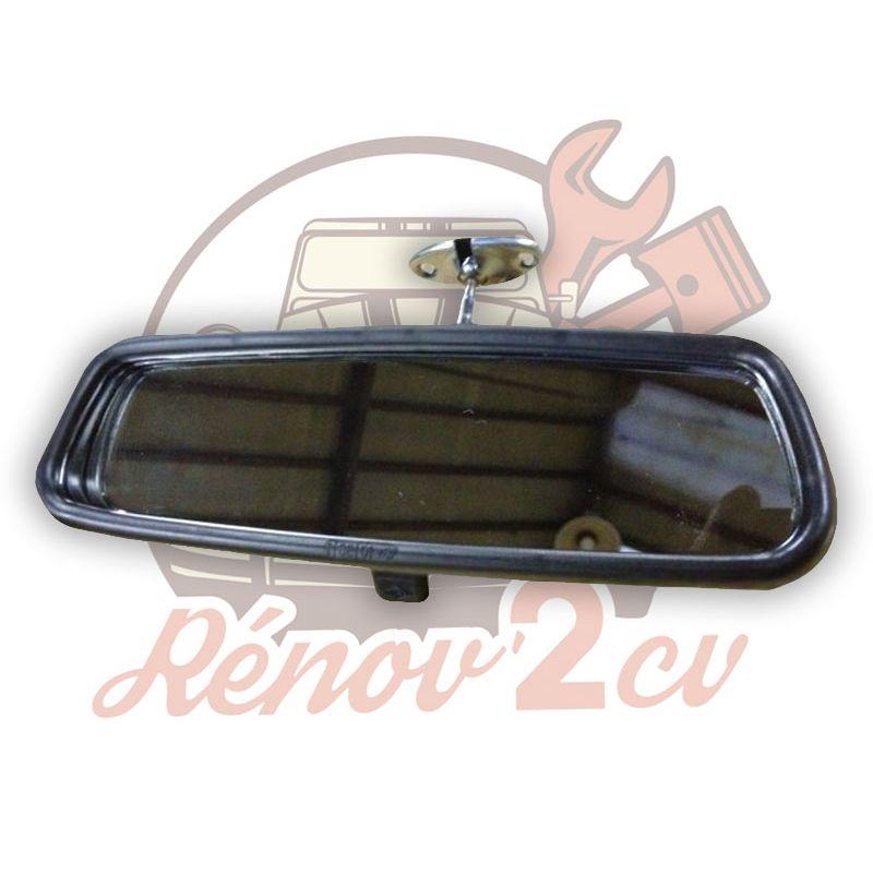 Specchio retrovisore interno grigio adattabile 2cv