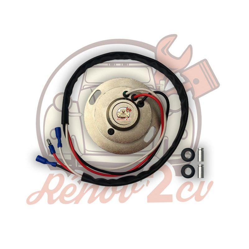 Electronic ignition 2cv mehari dyane acadiane