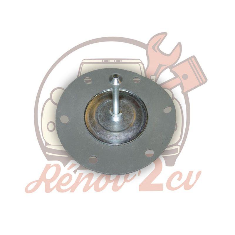 Fuel pump diaphragm 6 holes 2cv