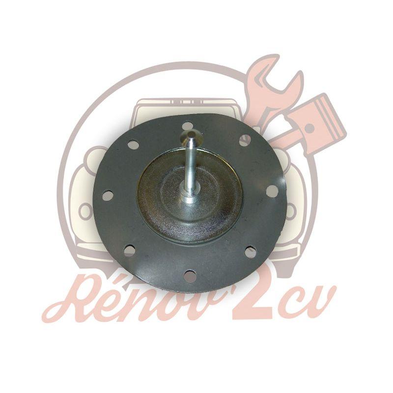 Fuel pump diaphragm 8 holes 2cv