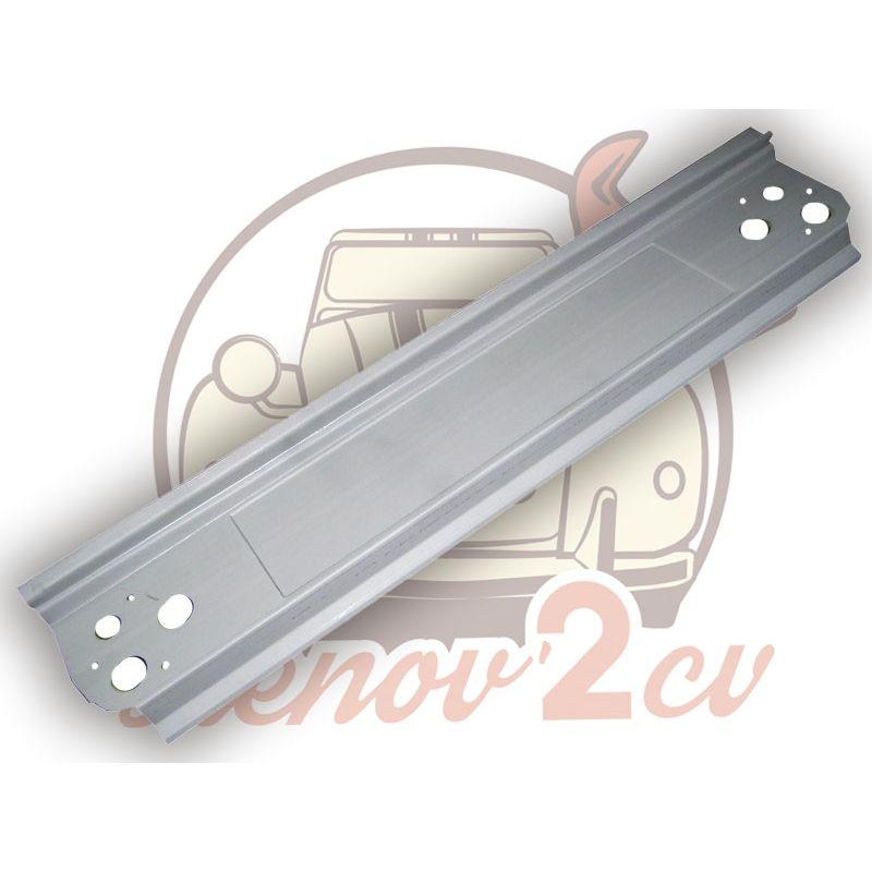 Rear light support panel 2cv