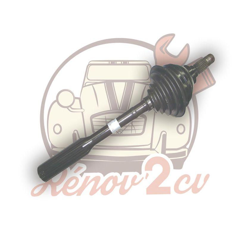Cardan cote roue 2cv mehari dyane neuf sans echange standard