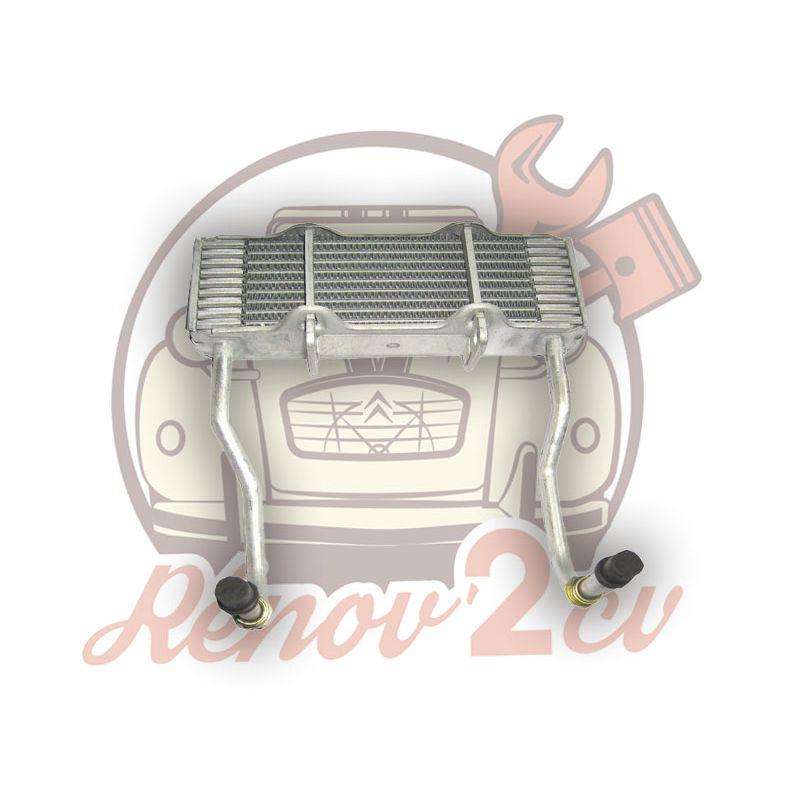 Oil cooler 602cc 2cv mehari acadiane
