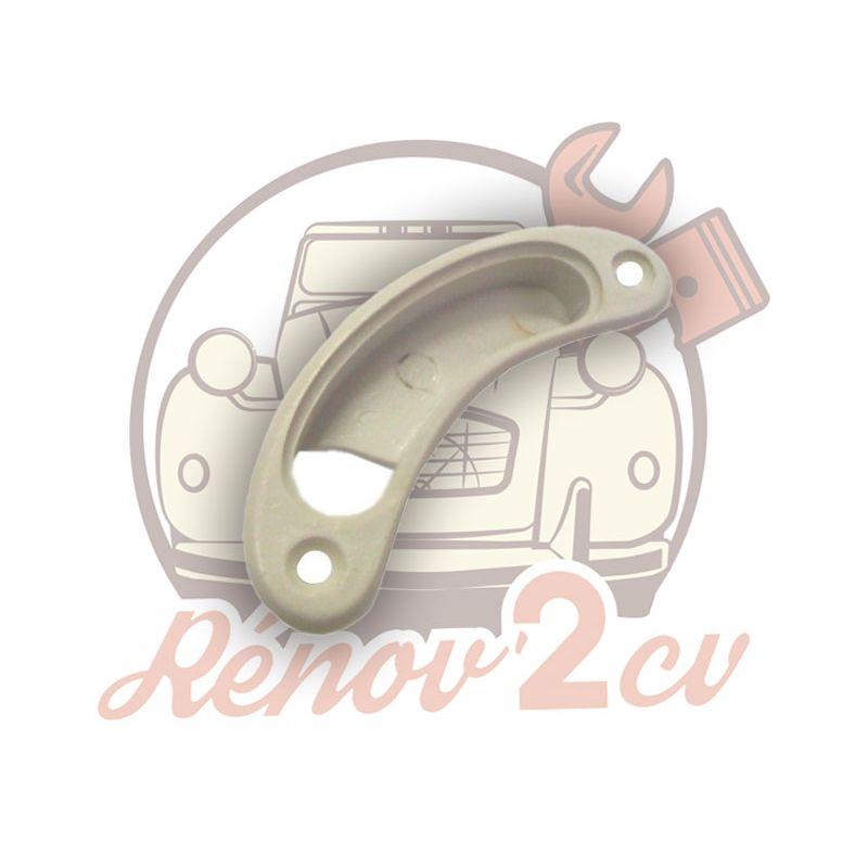 Grey embellisher for right handle 2cv