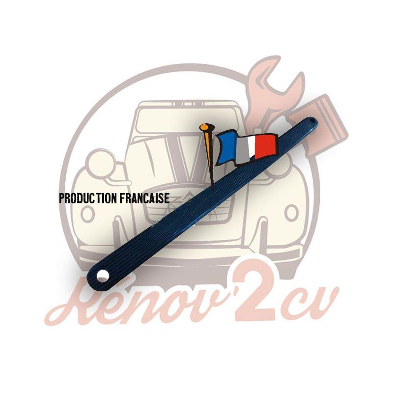 Front door black rubber handle 2cv