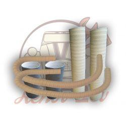 Heater tube set mehari