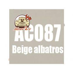 kit peinture 2cv ac 087 beige albatros 1.3 kilos