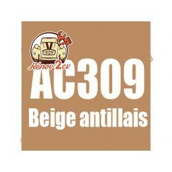 kit peinture 2cv ac 309 beige antillais 1.3 kilos