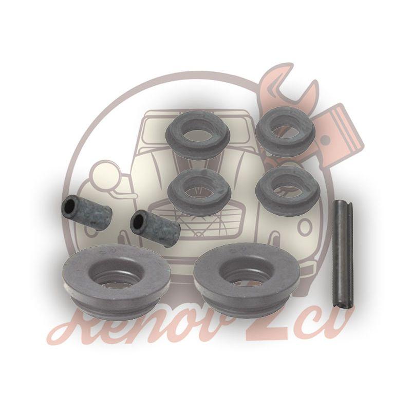 Necessaire maitre cylindre double circuit lhm