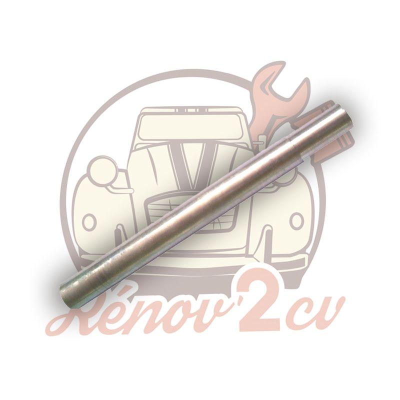 Tube de culasse 602cc alu 2cv mehari dyane acadiane
