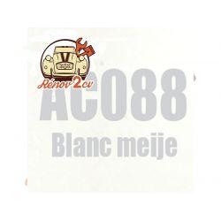 kit peinture 2cv ac 088 gwb ewt blanc meije 1.3 kilos