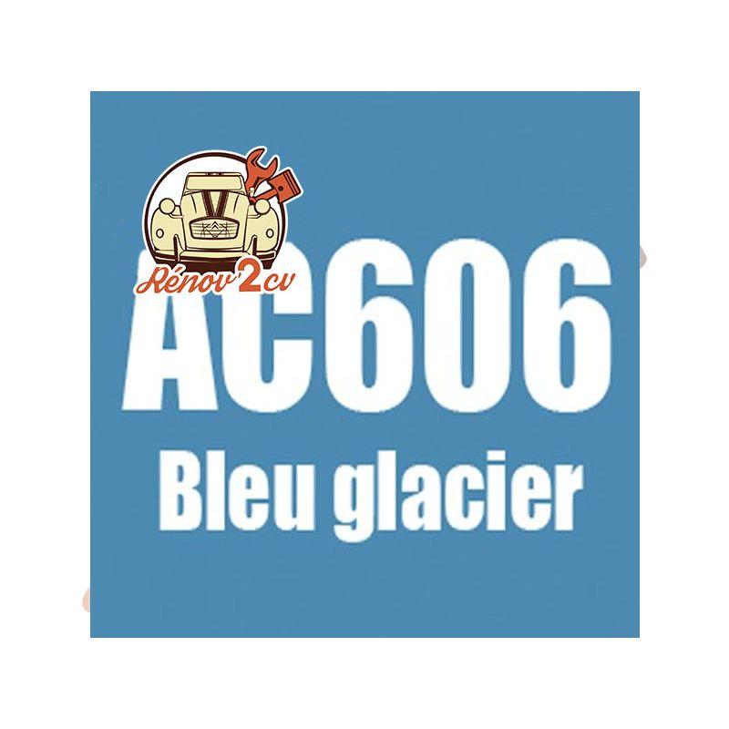 kit peinture 2cv ac bleu glacier ac 606 1.3 kilos