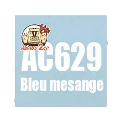kit peinture 2cv ac bleu mesange ac 629 1.3 kilos