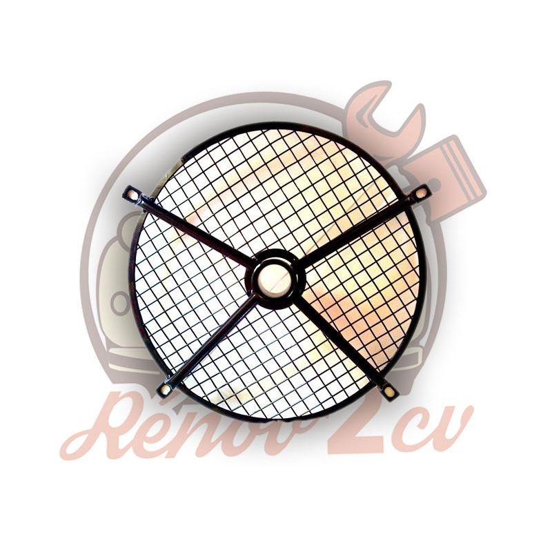Griglia di protezione ventilatore 2cv mehari 602cc