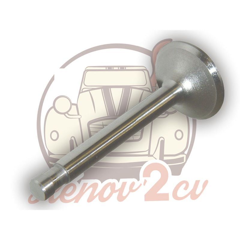 Exhaust valve 2cv4 dyane4 engine 435cc