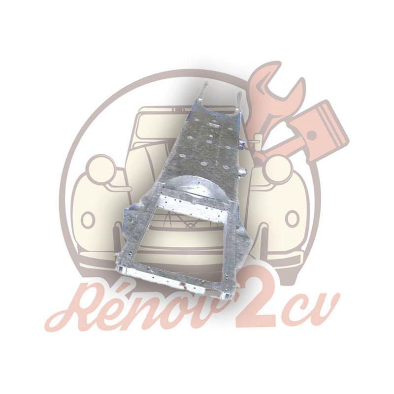 Chassis galvanise homologue  mehari + kit fixation offert