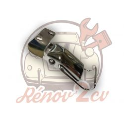 Right clamp for hood 2cv