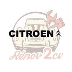 Black Citroen sticker for...