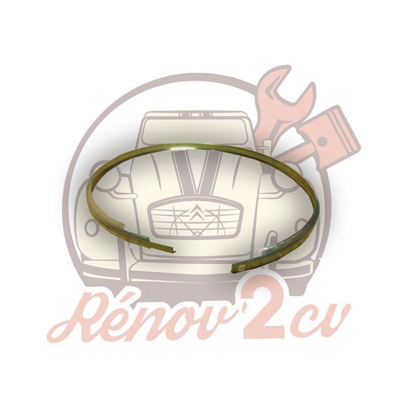 Head light aluminium holder 2cv small latest model