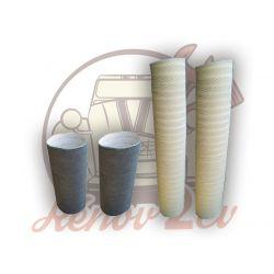 Heater tube set for dyane 4