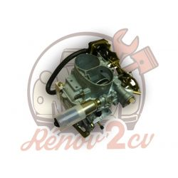 Carburateur double corps SOLEX  LNA / VISA stock origine