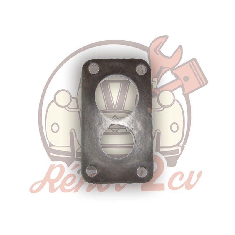Separador carburador doble cuerpo